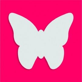 Support bonbons polystyrène papillon pour gateau bonbon