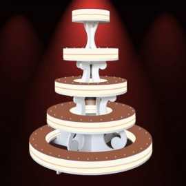 presentoir de gateau pour mariage meilleur travail des chefs populaires. Black Bedroom Furniture Sets. Home Design Ideas
