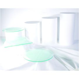 jeu de 6 colonnes étagées polystyrène diamètre 22 cm