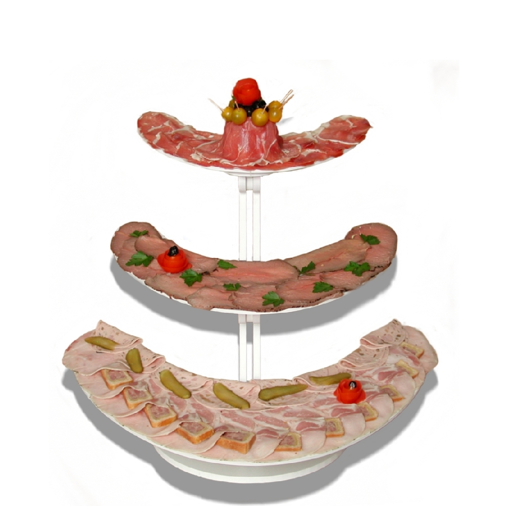 Decoration polystyrene pour buffet froid decorating ideas - Fabriquer un presentoire a bijoux ...