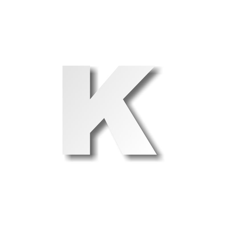 Lettre k majuscule d coration buffet - K en majuscule ...