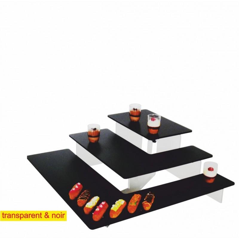 pr sentoir design d coration buffet. Black Bedroom Furniture Sets. Home Design Ideas