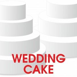 - présentoir à gâteau américain - wedding cake