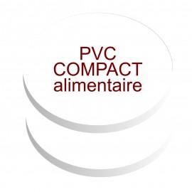 - ronds pvc compact