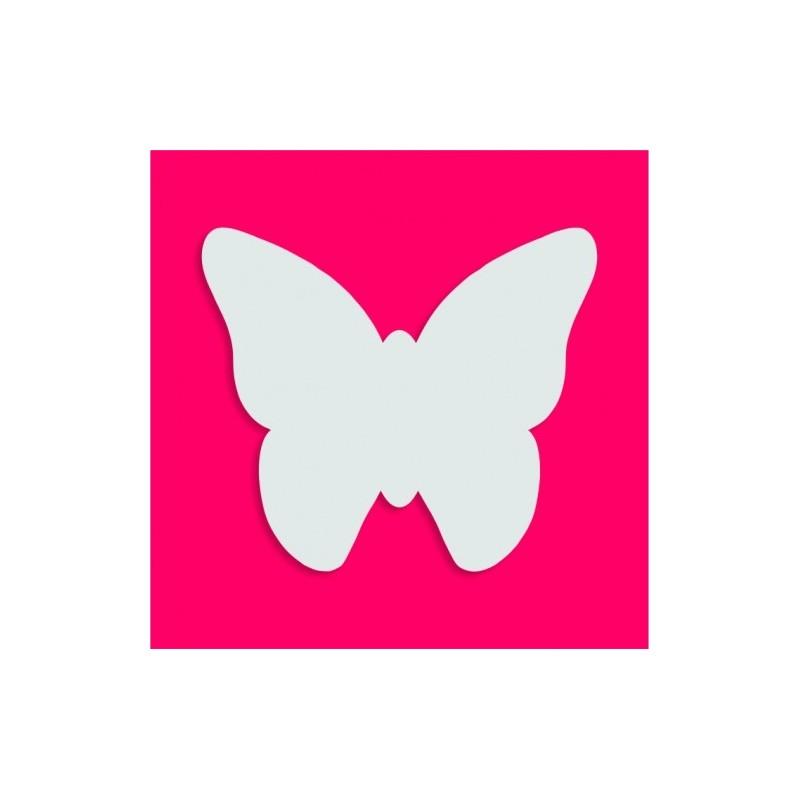 Support bonbons polystyr ne papillon pour gateau bonbon - Decoration gateau papillon ...