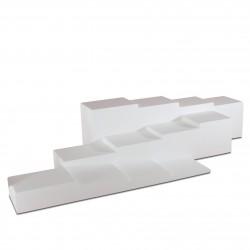 présentoir décoration buffet en polystyrène