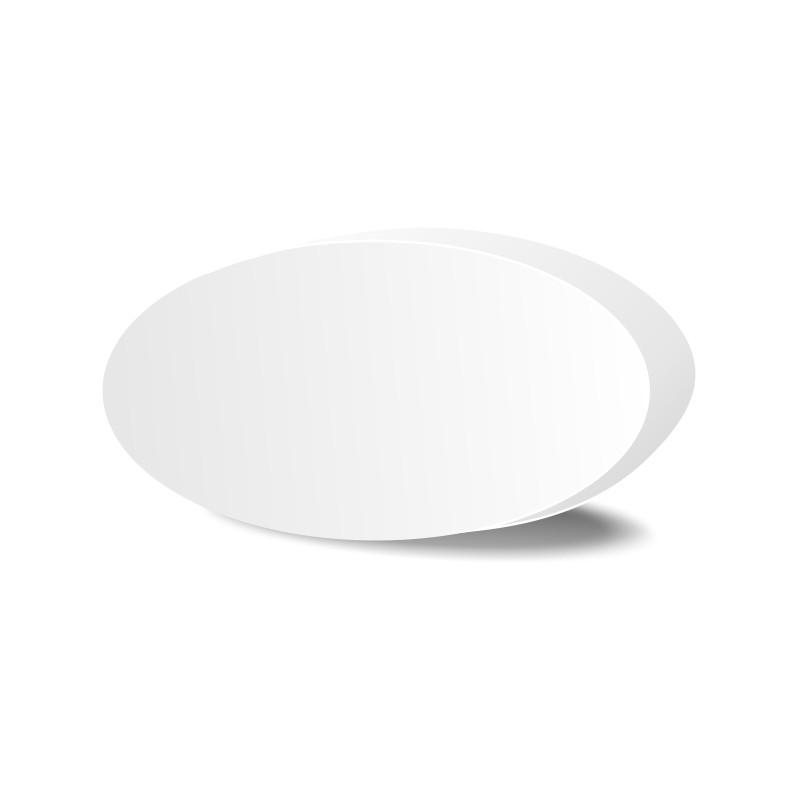 rond polystyrène diamètre 45 cm