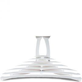 présentoir buffet escalier geant en pvc