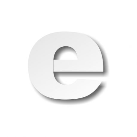 lettre polystyrène c minuscule
