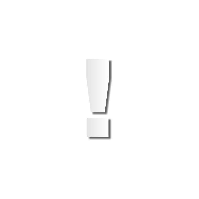 lettre polystyrène b minuscule