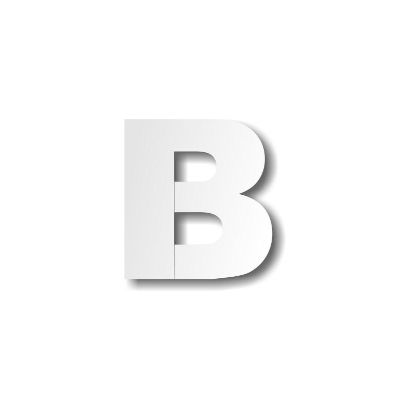 lettre A majuscule