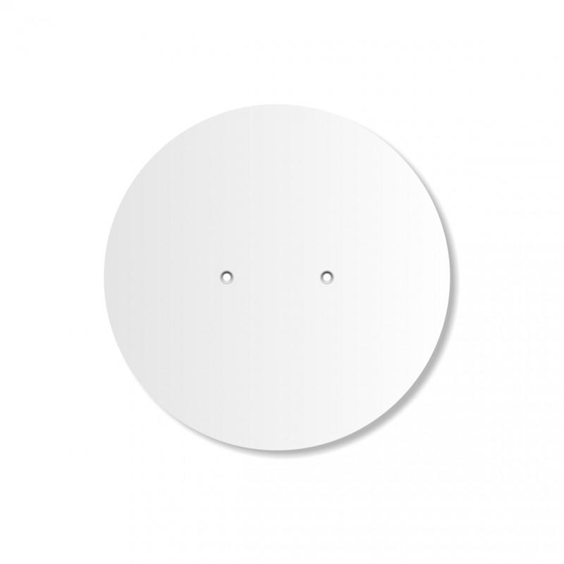rond 1 attache centrée diamètre 22 cm épaisseur 10 mm