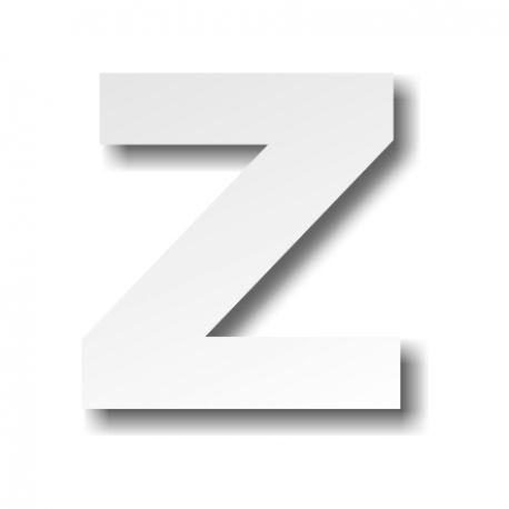 Lettre z majuscule d coration buffet - Z en majuscule ...