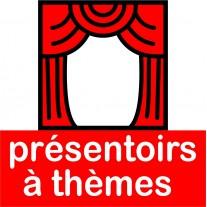 Présentoirs et décors à thèmes
