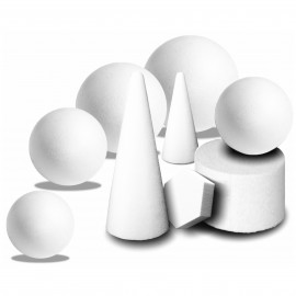 Formes en polystyrène