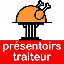 Presentoirs pour traiteurs - réceptions et buffet