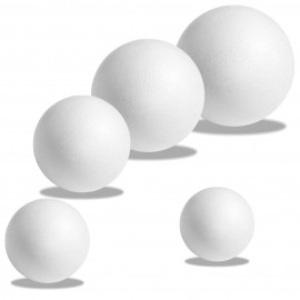 Sphères polystyrène