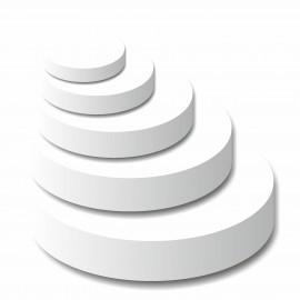 Ronds polystyrène