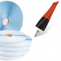 Colle, adhesif double-face pour polystyrene et plastique
