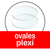 - ovales plexi